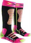 X-Socks Ski Junior Fuchsia