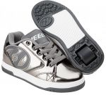 Heelys Propel 2.0 Pewter Chrome