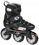 Powerslide Imperial 110 Black Crimson