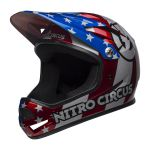 Bell Sanction Red/Slv/Blue Nitro Circus 2019
