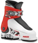 Roces Idea Up 6in1 adjustable Ski Boots White/Red