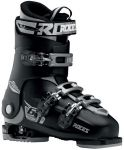 Roces Idea Free 6in1 adjustable Ski Boot Black/Silver
