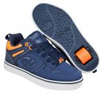 Heelys Motion 2.0 Navy / Neon Orange