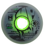 MPC Freestyle Wheels 80mm X-Firm Dual Natural (4db)