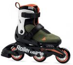 Rollerblade Microblade Free 3WD Military Green
