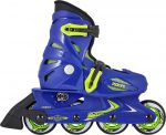 Roces Orlando III Blue/Lime