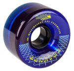 Clouds Urethane Wheels Quantum 80a Clear Blue (4ks)