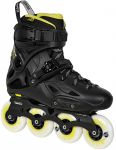 Powerslide Imperial One Black Yellow