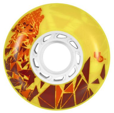 Undercover Wolf 72mm 86A (4ks) yellow