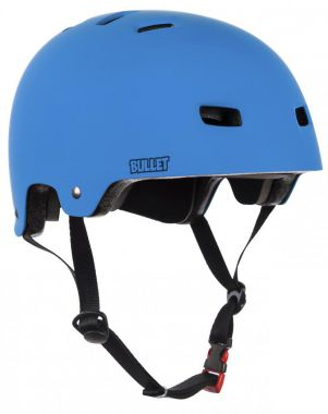Bullet Deluxe Helmet Junior blue