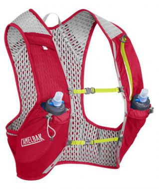 CamelBak Nano Vest Crimson Red / Lime Punch 1l