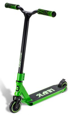 Slamm Tantrum VI Stunt Scooter Green