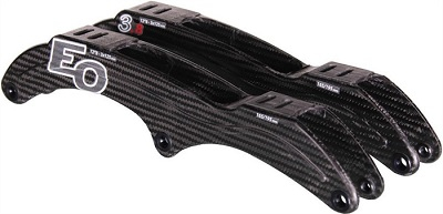 EO Skates Carbon Frame 3x125mm