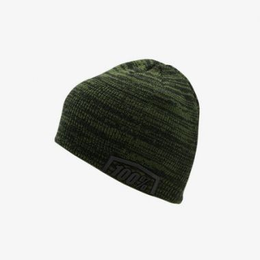 100% Essential Beanie Fatigue