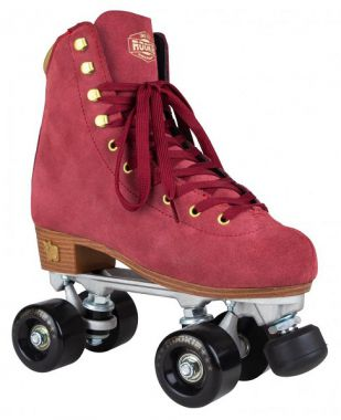 Rookie Rollerskates Classic Suede