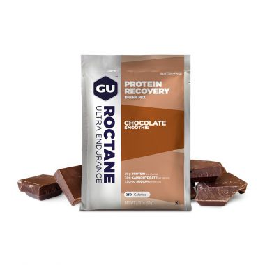 GU Roctane Recovery Drink Mix 62g - chocolate smoothie