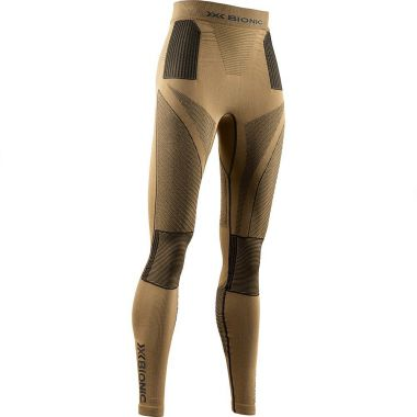 X-Bionic Radiactor 4.0 Pants Long Woman Gold/Black