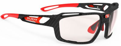 Rudy Project Sintryx Carbonium - ImpactX Photochromic 2 Red - SP497419-0000