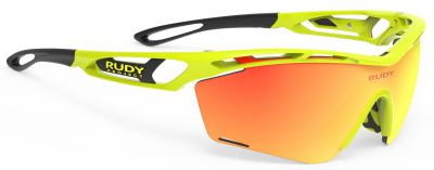 Rudy Project Tralyx Yellow Fluo Gloss / Multilaser Orange - SP464076-0000