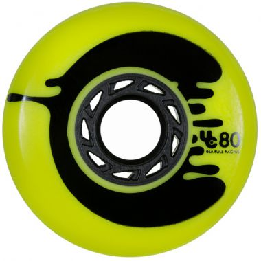 Undercover Cosmic Roche Yellow 80mm 86A (4ks)