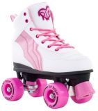 Rio Roller Pure White Pink