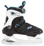 K2 Alexis Ice Boa Black / White / Blue