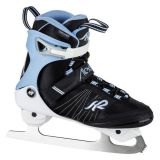 K2 Alexis Ice FB Black/White/Light Blue